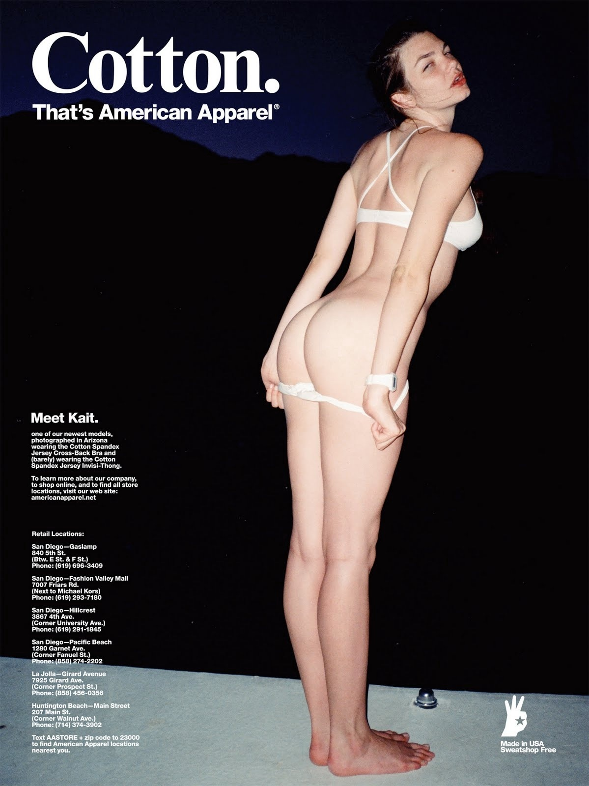 American Apparent Or Porn american apparel ads – basically porn | curiouser