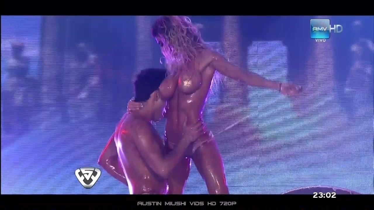 Танцы с голыми звездами #9
