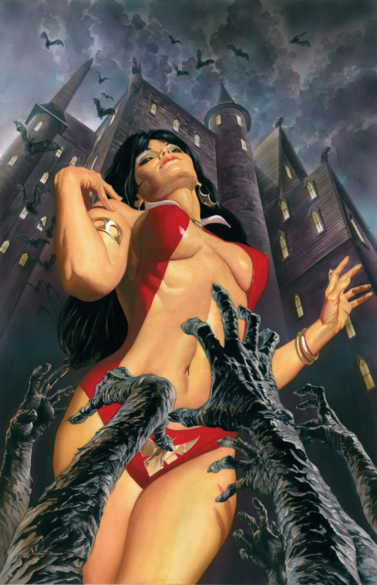 The-Art-of-Vampirella-50th-Anniversary-Poster-Book-2