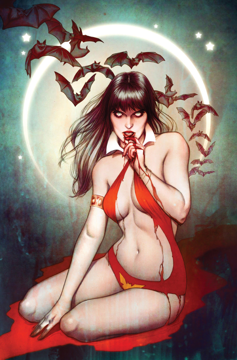 The-Art-of-Vampirella-50th-Anniversary-Poster-Book-4