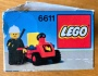 Rediscovering Lego 6611 Fire Chief'sCar